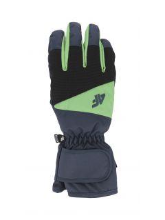 Pánské lyžařské rukavice REM350 – tmavě modré