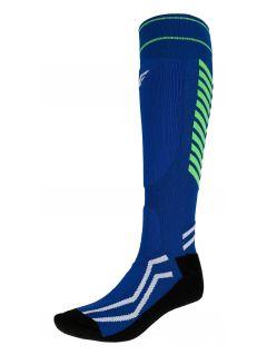 Pánské lyžařské ponožky SOMN350 – modré
