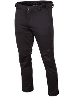 Pánské trekkingové kalhoty SPMT202R - hluboké černé