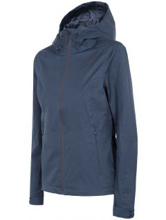 Dámská městská bunda KUDT003 - tmavě modrá