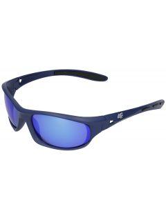 Sportovní brýle OKU005 – tmavě modré