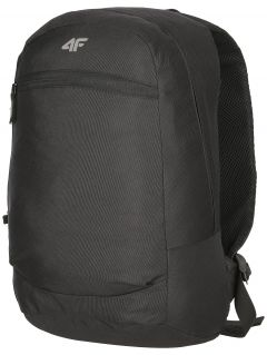 Městský batoh PCU005 - hluboce černý