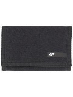 Peněženka PRT001 - hluboce černý melír
