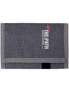Peněženka PRT001 - středně šedá