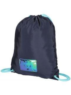 Dívčí batoh-vak JBAGD201 – tmavě modrý