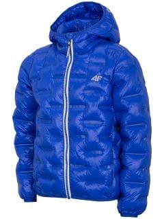 Dívčí bunda JKUDP201 - kobaltová