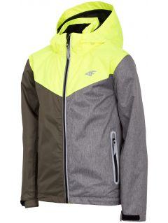 Chlapecká městská bunda (122-164) JKUM402 – multibarevná