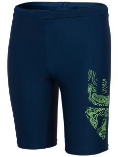 Chlapecké plavky (122-164) JMAJM401 – tmavě modré
