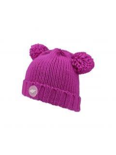 Čepice pro starší děti (holky) JCAD205 – fuchsiová