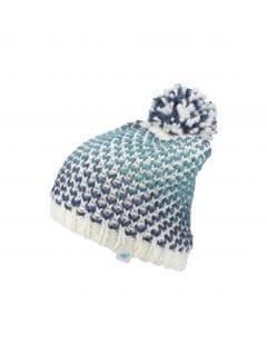 Čepice pro starší děti (holky) JCAD217 – modrá