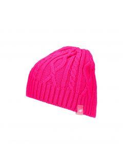 Čepice pro starší děti (holky) JCAD242 – fuchsiová