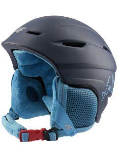 Lyžařská helma pro starší děti (kluky) JKSM402 – tmavě modrá