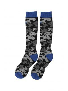 Lyžařské ponožky pro starší děti (kluky) JSOMN402 – multibarevné