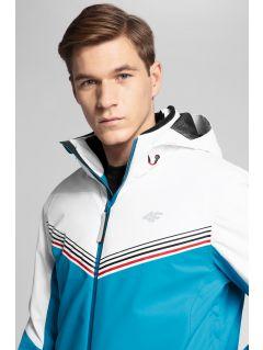 Pánská lyžařská bunda 4Hills KUMN100 - modrá