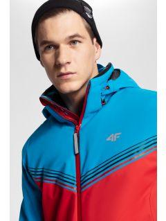 Pánská lyžařská bunda 4Hills KUMN100 - červená