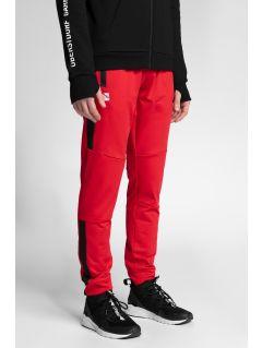 Pánské funkční kalhoty 4Hills SPMTR200 – červené