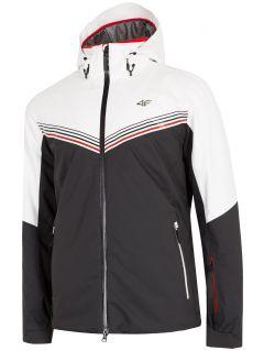 Lyžařská bunda KUMN901 – bílá