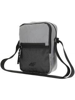 Taška přes rameno TRU207 - stříbrná