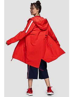 Dámská městská bunda KUDC242 – červená