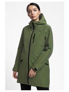 Dámská městská bunda KUD203 – khaki