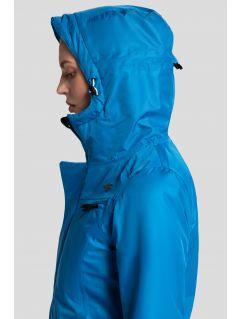 Dámská lyžařská bunda KUDN253 – modrá