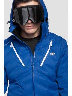 Pánská lyžařská bunda KUMN150 – kobaltová