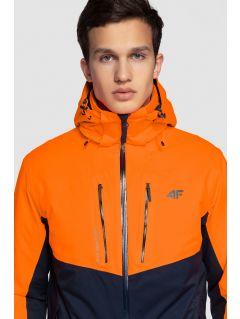 Pánská lyžařská bunda KUMN258 – tmavě modrá