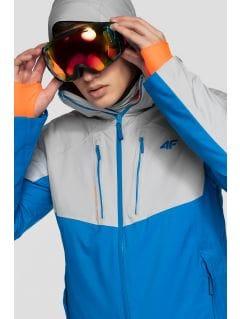 Pánská lyžařská bunda KUMN258 – kobaltová