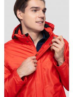 Pánská lyžařská bunda KUMN351R – červená