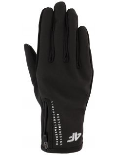 Sportovní rukavičky REU102 - hluboce černé