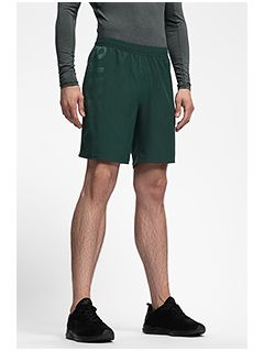 Pánské tréninkové šortky SKMF252 - tmavě zelené