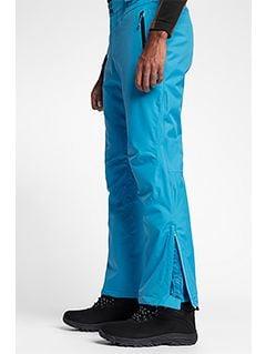 Pánské lyžařské kalhoty SPMN250 – tyrkysové