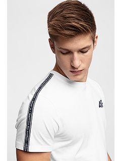 Pánské tričko TSM211 – bílé