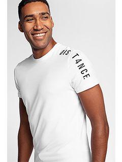 Pánské tričko TSM289 – bílé
