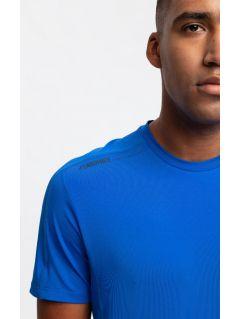 Pánské tréninkové tričko TSMF206 – kobaltové