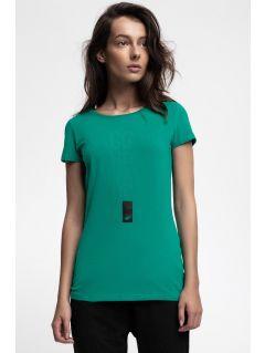 Dámské tričko TSD226 – zelené