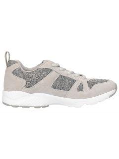Sportovní boty pro starší děti (kluky) JOBMS201 - šedý melír