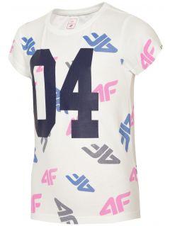 Tričko pro starší děti (holky) JTSD210 – bílé