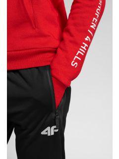Pánské funkční kalhoty 4Hills SPMTR200A - hluboce černé