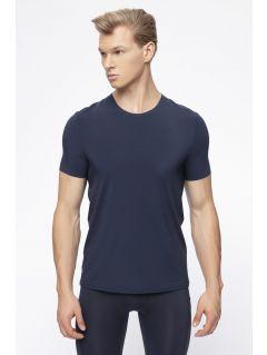 Pánské tričko 4FPro TSM400 – tmavě modré