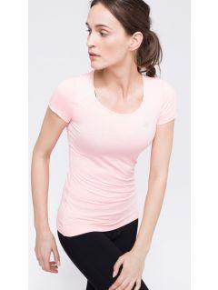Dámské tréninkové tričko TSDF113 - růžová