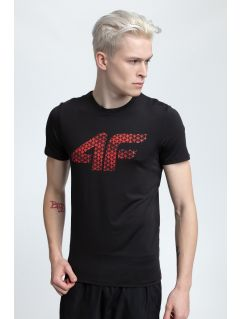 Pánské sportovní tričko TSMF259 - černá