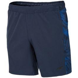 Pánské sportovní kraťasy SKMF008 - tmavě modrá 9dffc40412