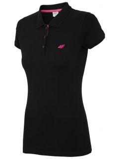 dámské polo tričko TSD017 - černá