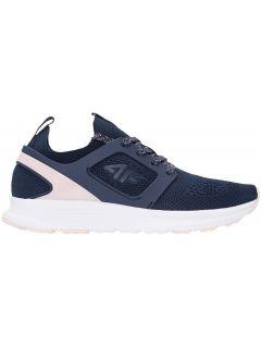 Dámské sportovní boty OBDS201 - temná tmavě modrá