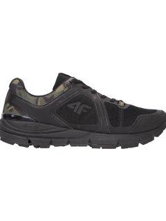 Pánské běžecké boty OBMS101 - černá