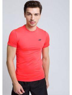 Pánské tréninkové tričko TSMF300 - červená