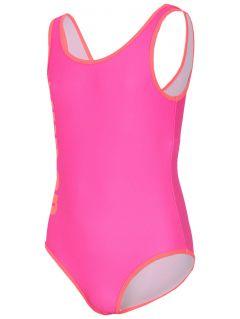 Plavky pro mladší holky jkos300 - fuchsiová