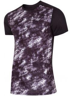 Pánské tréninkové tričko TSMF223 - černá