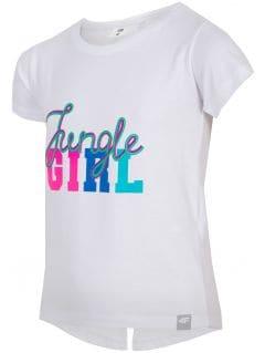 Tričko pro mladší holky JTSD111 - bílá